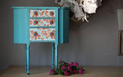 Como recuperar mobiliario Vintage