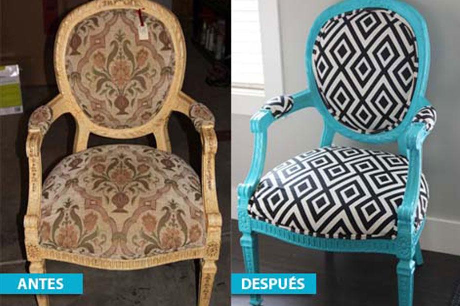 Como recuperar mobiliario Vintage 3