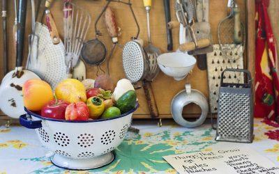 Cinco ideas para una cocina de estilo Vintage