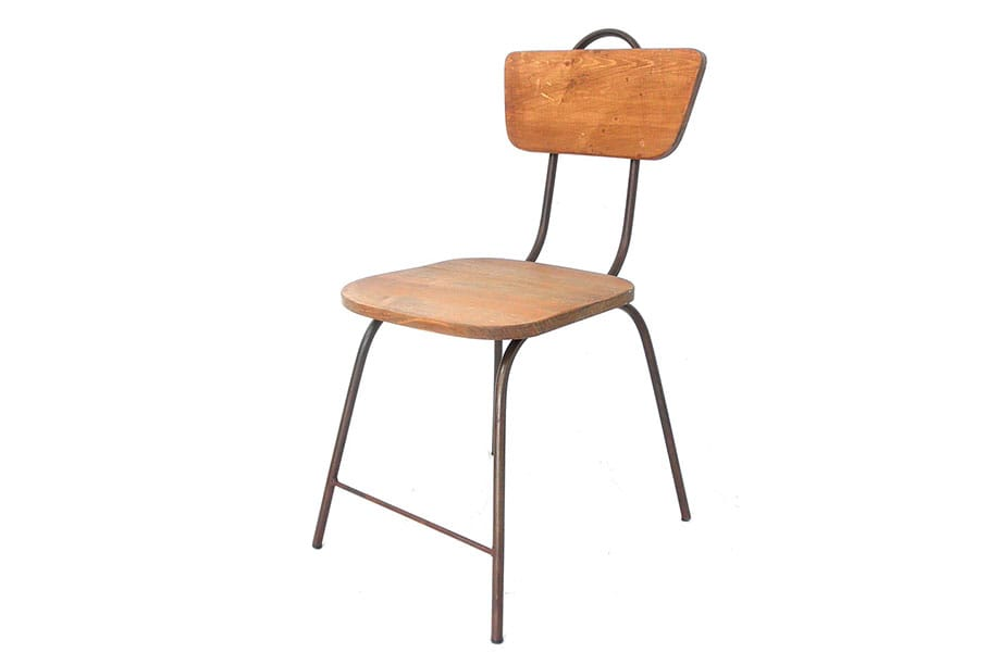 Back to School las sillas vintage de moda 2