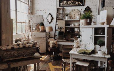 Las mejores tiendas de decoración vintage en España
