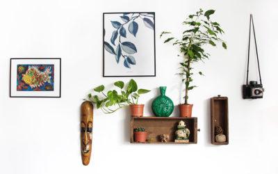 8 objetos antiguos que no pasan de moda en la decoración retro