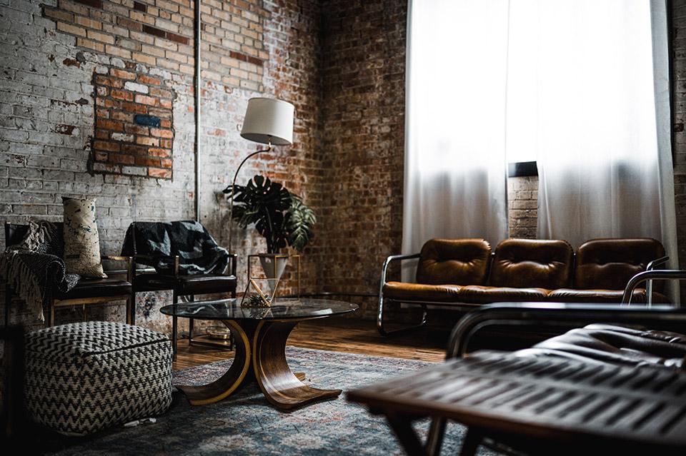 La decoración con muebles antiguos está de moda