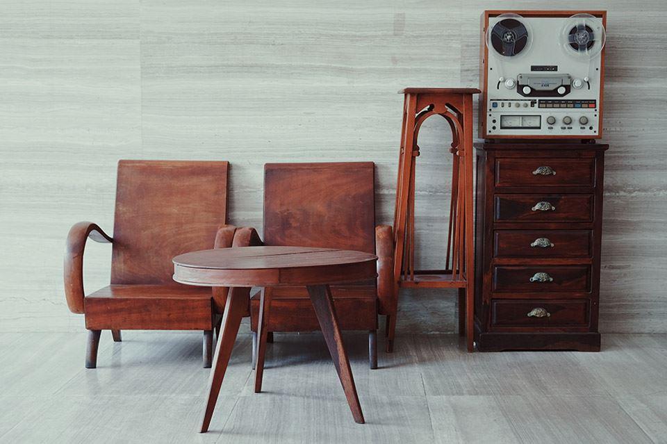 Las diferencias entre decoración retro y vintage 1
