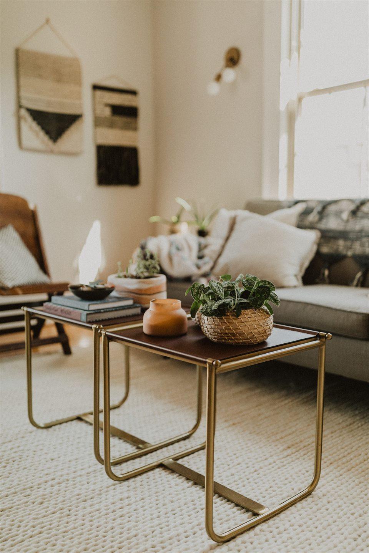 Donde comprar mesas auxiliares vintage y cómo combinarlas 4