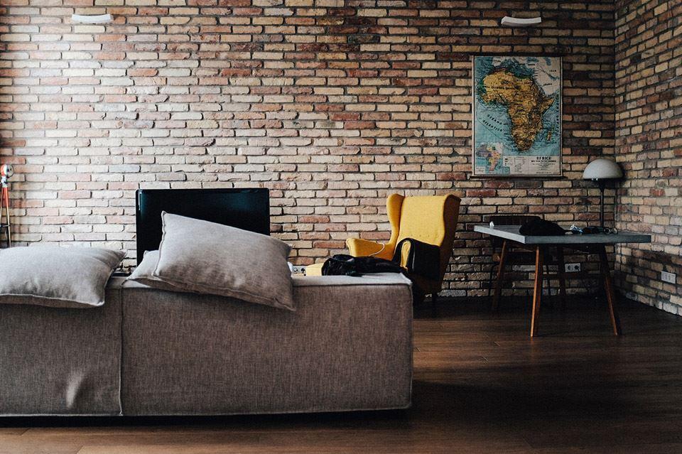 10 tips para tener un espacio retro sin adornos vintage