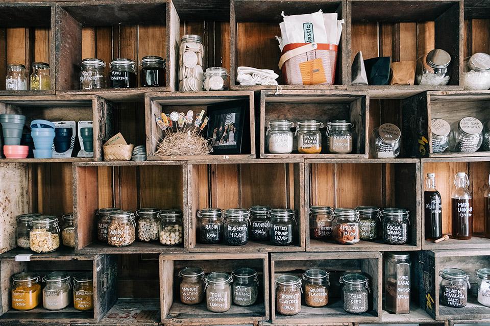 Tener una pared vintage en tu negocio es fácil si sabes como. 6
