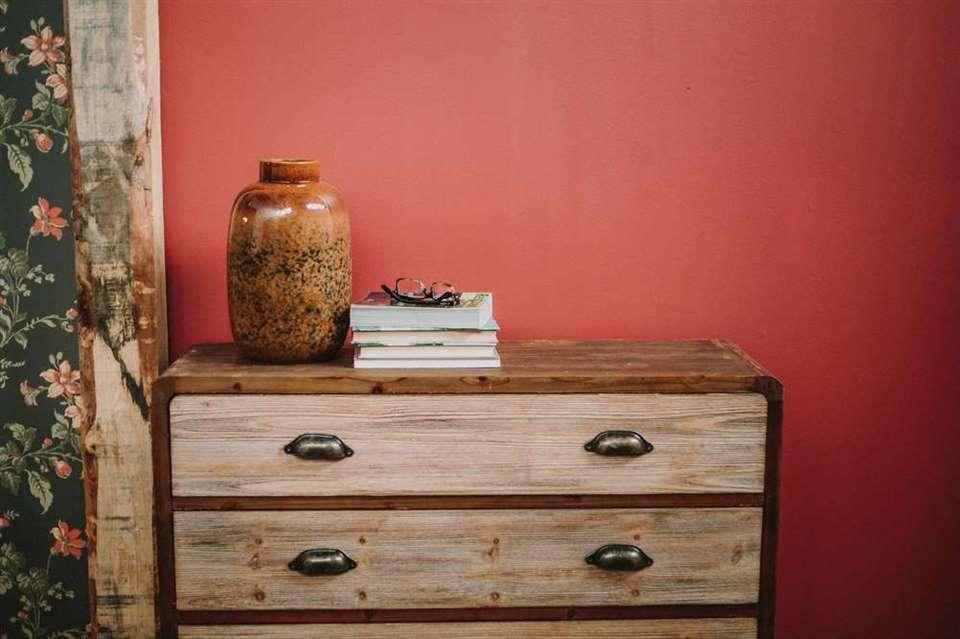 5 muebles auxiliares de estilo vintage para una entrada con personalidad 3
