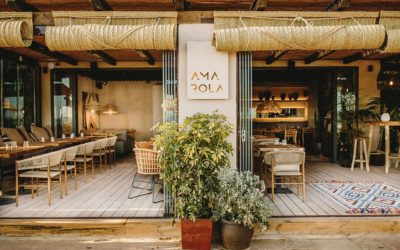 Amarola y el mobiliario para hostelería de MisterWils